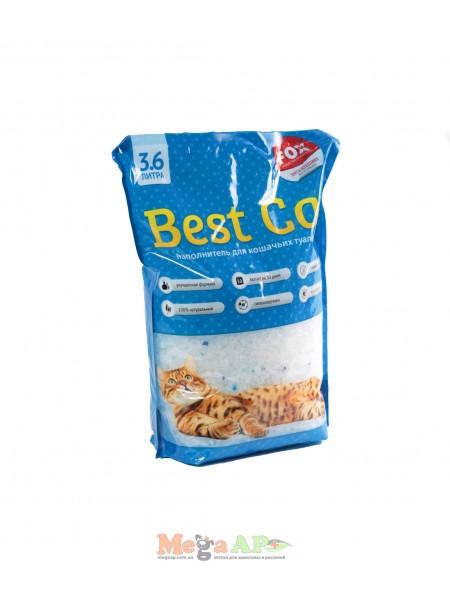 Наполнитель туалетов Best Cat  Blue 1.35 кг (3.6 л)