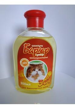 Шампунь Барьер 3 в 1 Коты