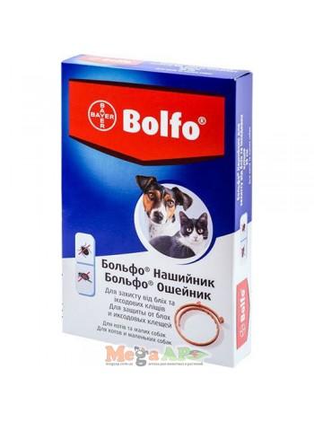 Ошейник Bayer Больфо от блох и клещей для кошек и собак 35 см