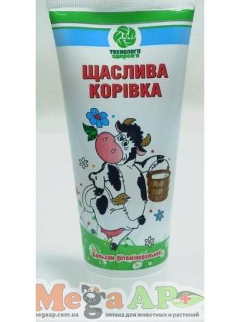 """Бальзам фитоминеральный """"Счастливая коровка"""", 200 мл"""
