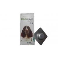 Таблетки Бравекто от блох и клещей для собак 10-20 кг