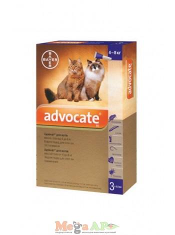 Адвокат для котов 4-8 кг