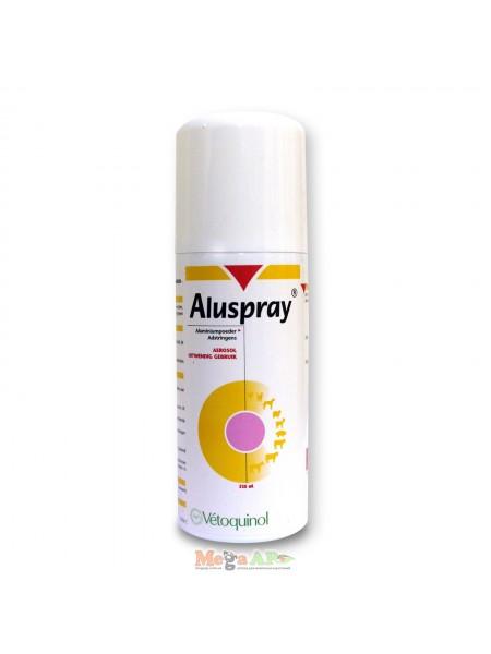 Vetoquinol Alu spray (Алюспрей) Спрей для обработки ран различного происхождения у собак и кошек