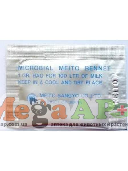 Фермент для сыра (брынза) MEITO (на 100 литров молока)