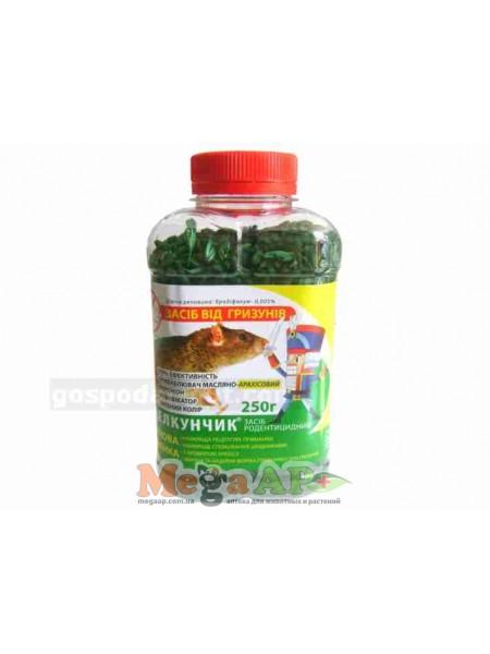 «Щелкунчик» 250гр зерно арахис бутылка