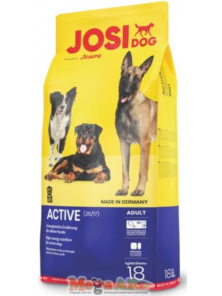 JOSIDOG ACTIVE 18 кг