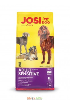 JOSIDOG ADULT SENSITIVE 18 кг