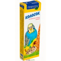Колосок для попугаев Медовый 140г