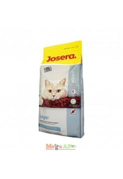 Josera (Йозера) LEGER (ЛЕЖЕР УТКА И ИНДЕЙКА) корм для малоактивных и стерилизованных котов 400г