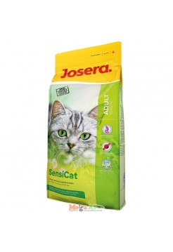 Josera SENSICAT – корм для кошек с чувствительным пищеварением 10кг