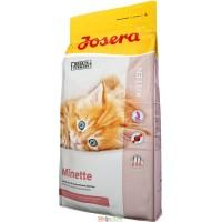 Josera (Йозера) MINETTE (МИНЕТТЕ ПТИЦА) корм для котят 10кг