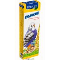 Колосок для попугаев Семена луговых трав 140г
