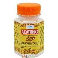 АХАТИНКА белково-кальциевая подкормка для сухопутных улиток, 100 г