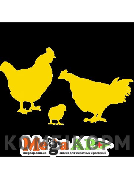 Кремикс Комбикорм ПК-1 для кур-несушек (возраст от 48 недель и больше) П  1кг