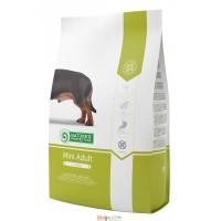 Сухой корм для собак NATURE'S PROTECTION MINI ADULT 1кг